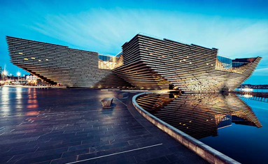 EBS-Places of Interest-V & A Dundee