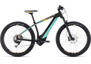 CUBE ACCESS HYBRID SL 500 BLACK_MINT 2018