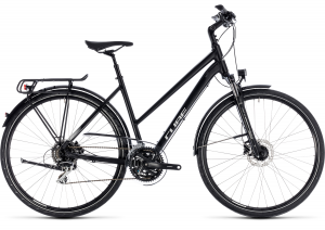 CUBE Touring ONE black _ grey 2018 TRA