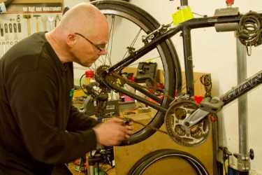Cycle Hire - Attention to Detail - Servicing